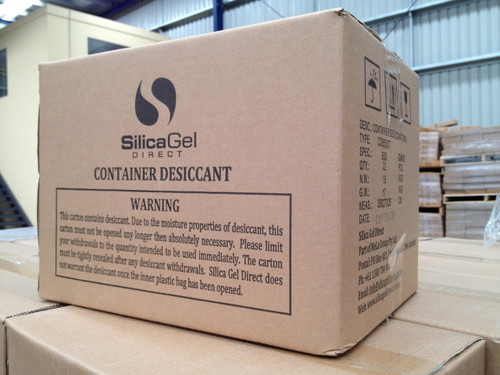 Container Desiccant 500gm