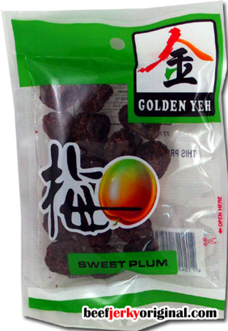 Sweet Plum With Seed GY 70Gm