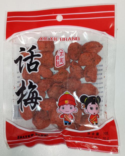 Xie Xie - Salted Plum 70g