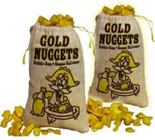 Gold Nuggets Bubble Gum