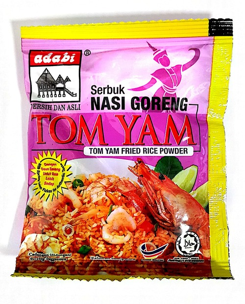 Tom Yam Fried Rice Powder 20g