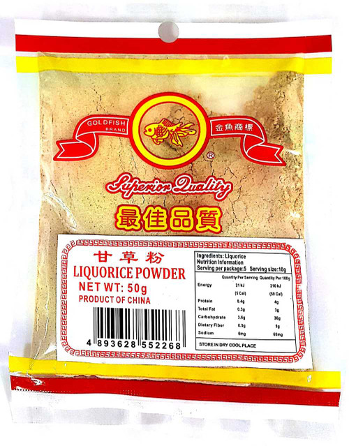 Licuorice Powder 50g