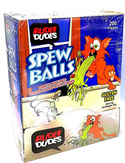 Spew balls 200pk fro rude dudes