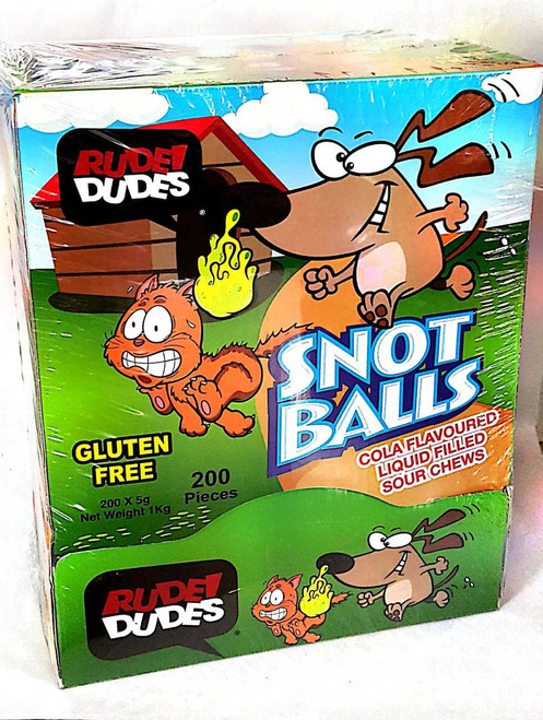 snot balls from rude dudes 200pk