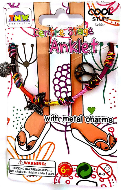Centre Stage  fashion Anklet