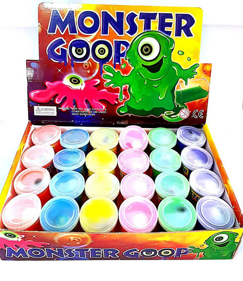 Monster GOOP 67g slime 24pk ctn
