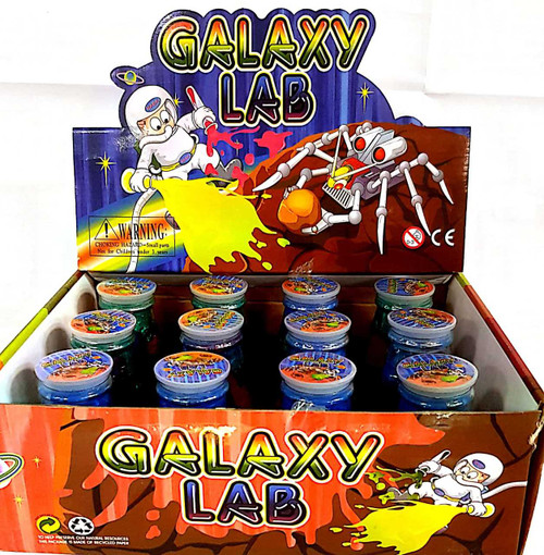 Galaxy LAB Slime 110g  12pk carton