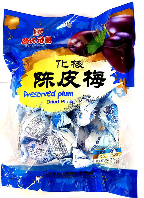 Chens Seedless Preserved Plum 280g