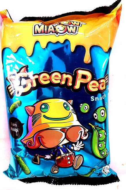 Green Pea Snack 70g