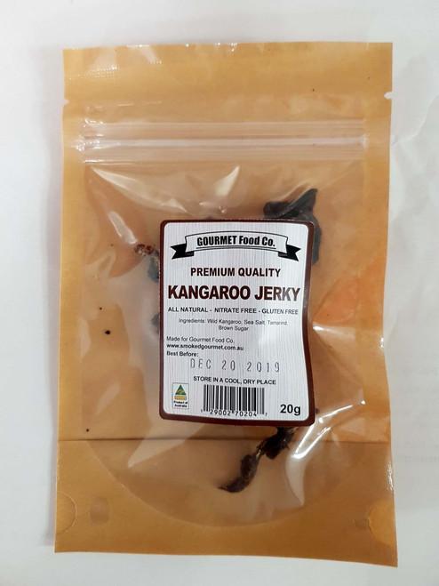 Gourmet Kangaroo Jerky 20G
