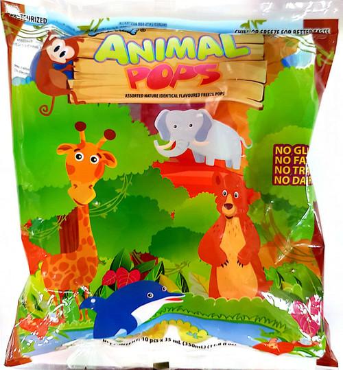 Animal Pops for freezer or Fridge