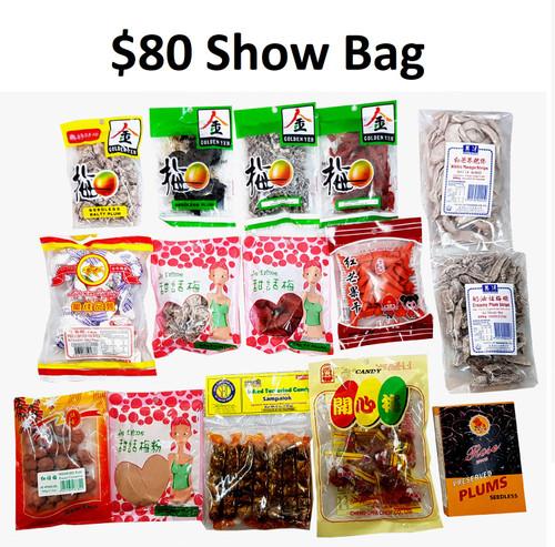 $80 Show Bag