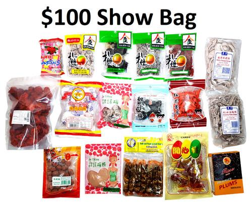 $100 Show Bag