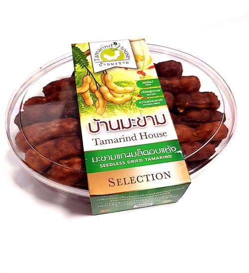 Tamarind House seedless Dried tamarind 180g