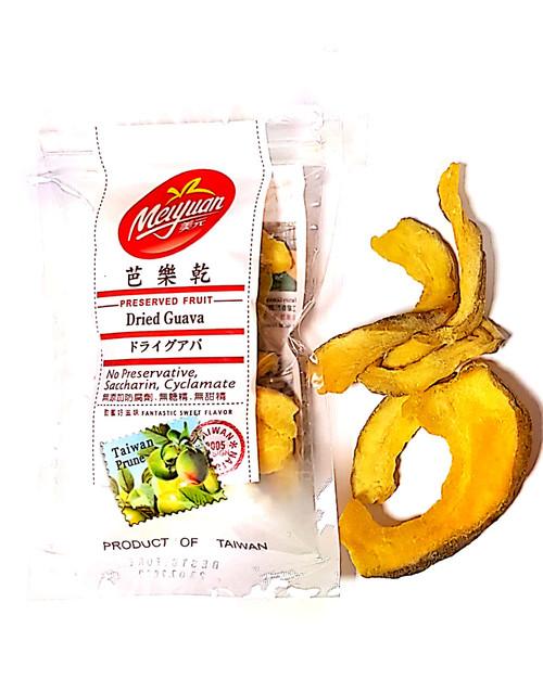 Meiyuan Dried Guava Mr Guava 50g