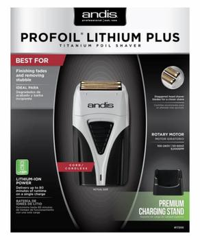 Andis ProFoil™ Lithium Plus Titanium Foil Shaver