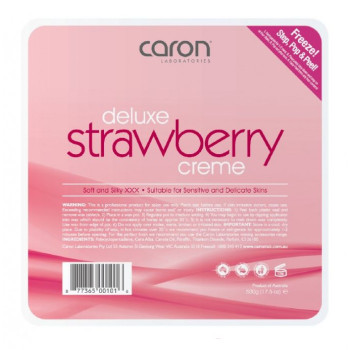 Caron Delux Strawberry Cream Hard Wax