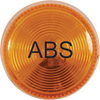 "OPTRONICS / 2"" yellow recess mount ""ABS"" light  / MC53ABSB"