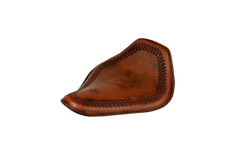 Snub Nose 10x13, Hand Tooled by Rich Phillips Leather