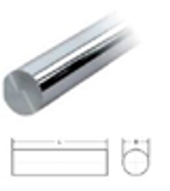 1/4 x 2-1/2 Carbide Blank | CALL FOR PRICING!