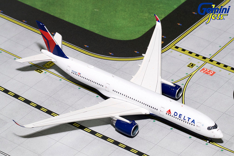 DELTA A350-900 N502DN GJDAL1724 1:400