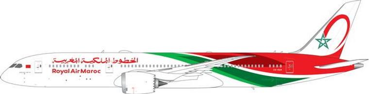 ROYAL AIR MAROC B787-9 CN-RAM (New Livery) PH4RAM1873 1:400