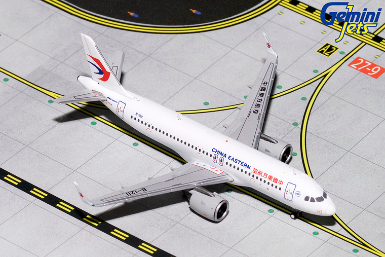 Gemini Jets CHINA EASTERN A320neo B-1211 GJCES1599 1:400