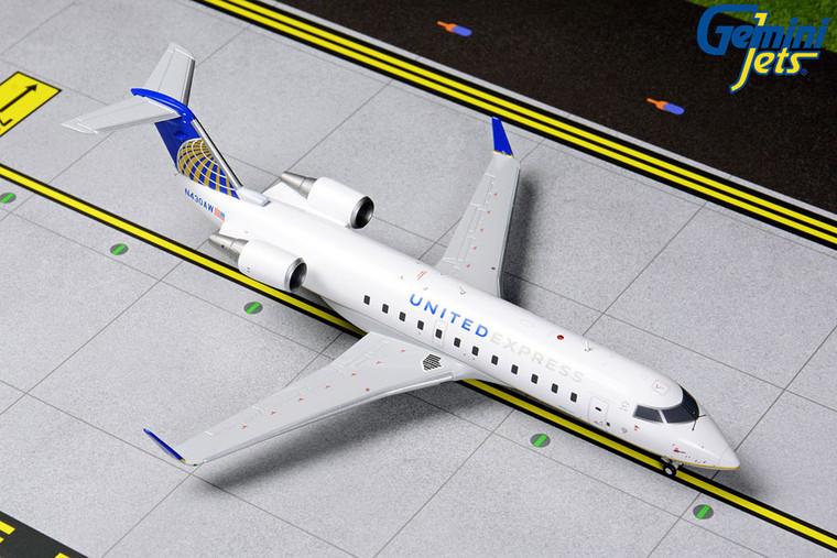 UNITED EXPRESS CRJ-200 N430AW G2UAL795 1:200