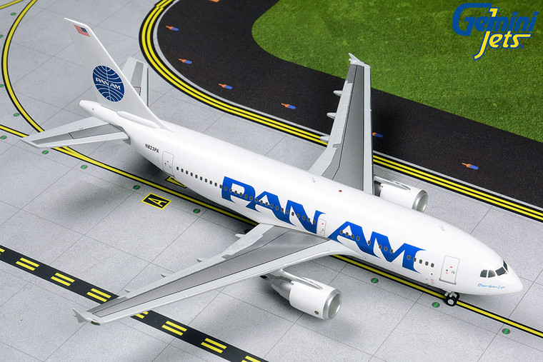 Gemini200 Pan Am A310-300 N823PA (Clipper Golden Light) G2PAA859 1:200