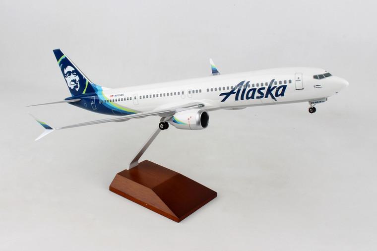 SKYMARKS ALASKA 737MAX9 SKR8278 1:100