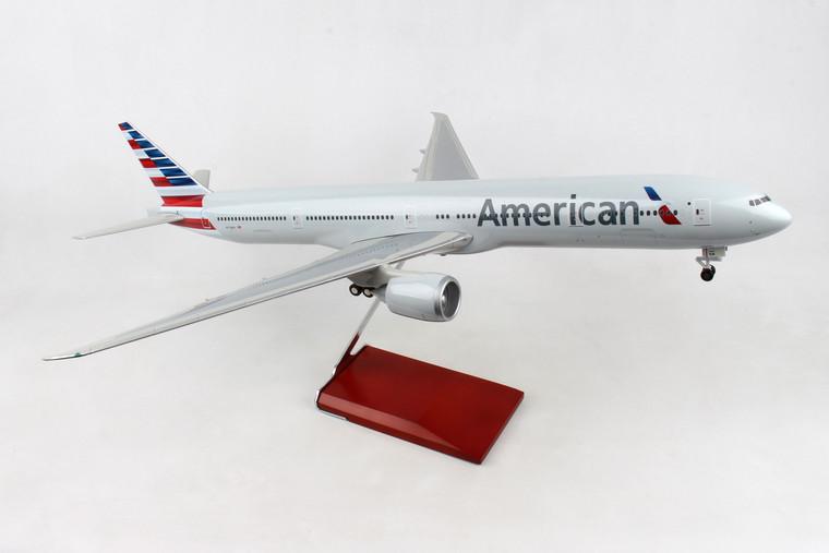 SKYMARKS AMERICAN 777-300 SKR9404 1:100