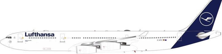 Jfox Lufthansa Airbus A340-313 D-AIFD  JF-A340-003 1:200