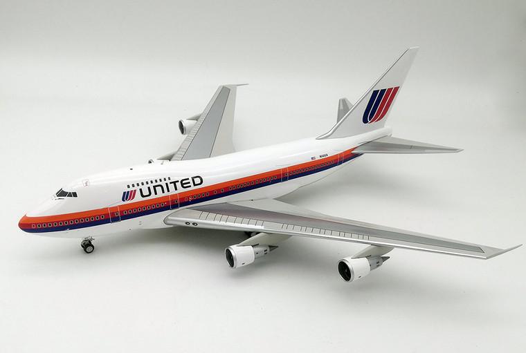 United Airlines Boeing 747SP-21 N141UA 1:200