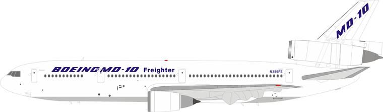 Boeing  McDonnell Douglas MD-10-10 N386FE 1:200