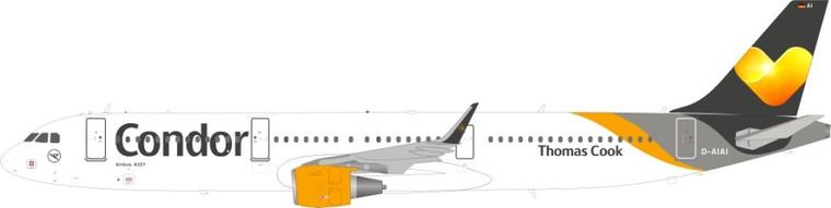 Jfox Condor Airbus A321-211 D-AIAI JF-A321-006 1:200