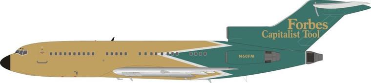 Jfox Forbes Capitalist Tool Boeing 727-27 N60FM JF-727-1-001 1:200