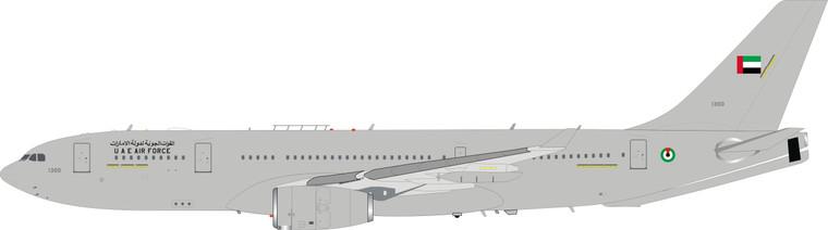 Inflight200 United Arab Emirates - Air Force Airbus A330-243MRTT 1300 IF332MRT1219 1:200