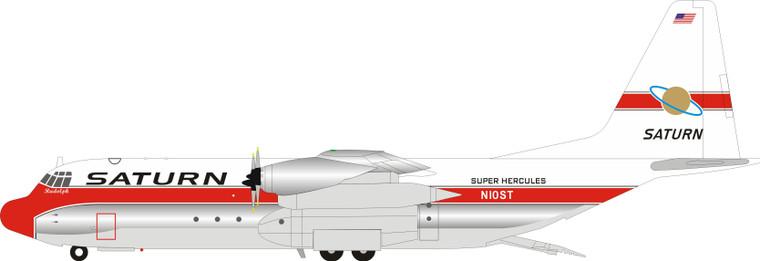 Inflight200 Saturn Airways Lockheed L-100-30 Hercules (L-382G) IF130KS0519 1:200