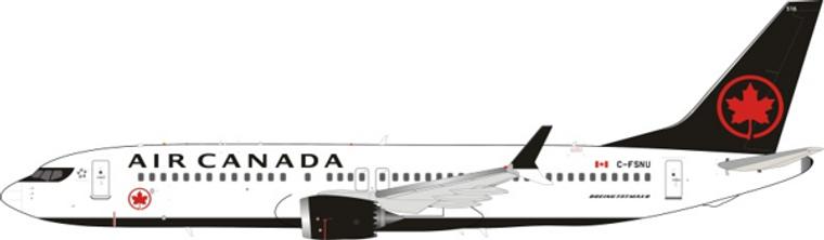 Jfox Air Canada 737-8 Max C-FSNU JF-737-8M-001 1:200