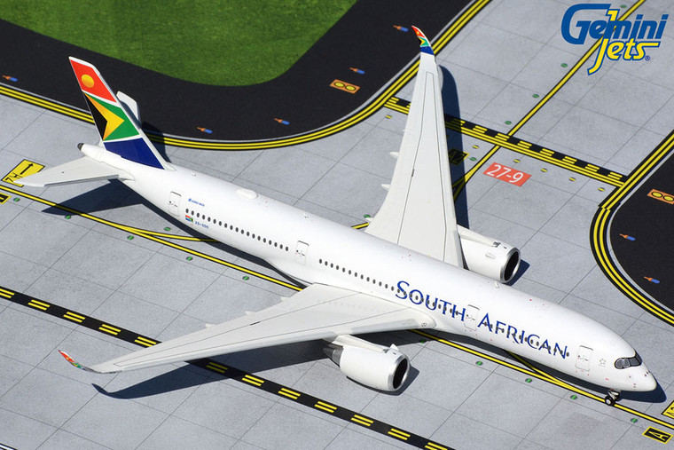 Gemini Jets South African A350-900 GJSAA1920 1:400