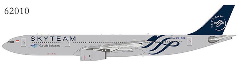 NG Model Garuda Indonesia A330-300 PK-GPR 62010 1:400