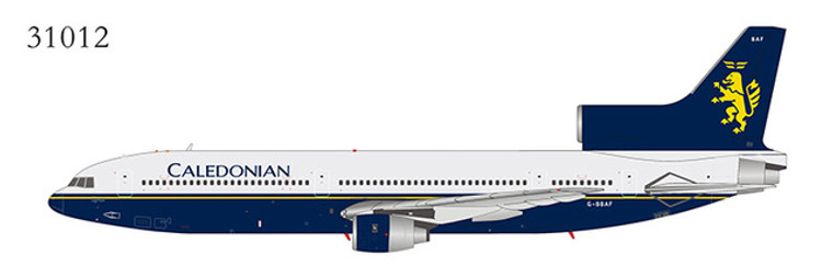 NG Model Caledonian Airways L-1011-100 G-BBAF 31012 1:400