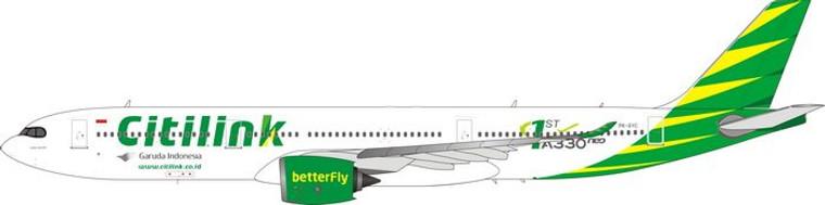 Phoenix Model CITILINK A330-900neo PK-GYC PH4CTV2003 1:400