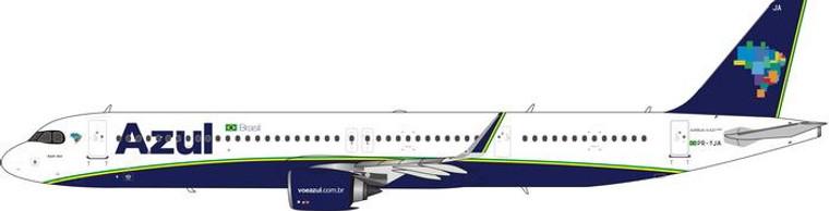 Phoenix Model AZUL A321neo PR-YJA PH4AZU2004 1:400