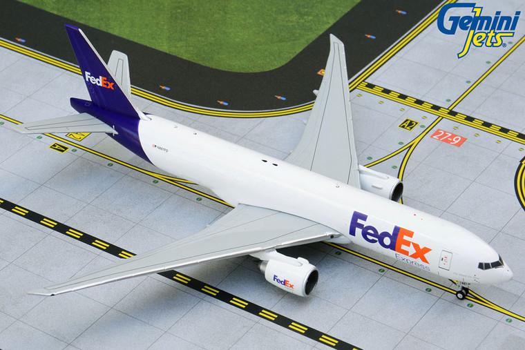 Gemini Jets FedEx B777-200LRF N887FD GJFDX1919 1:400