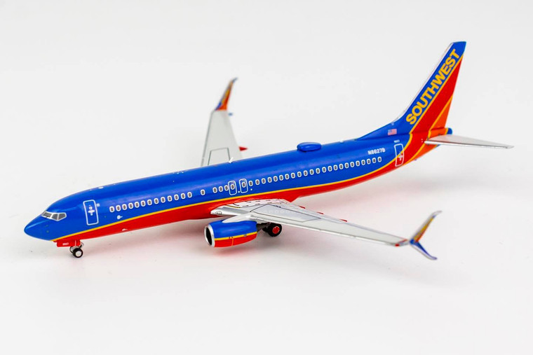 NG Model Southwest Airlines 737-800/w N8627B 58046 1:400