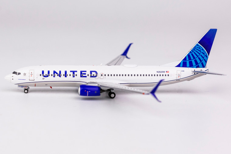 NG Model United Airlines 737-800/w N26208 58073 1:400
