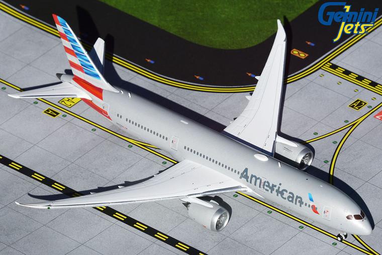 Gemini Jets American Airlines B787-9 N825AA GJAAL1868 1:400