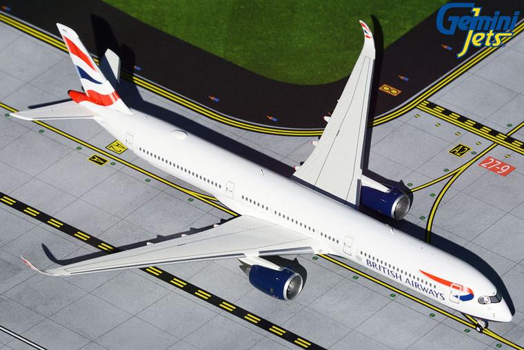 Gemini Jets British Airways A350-1000 G-XWBC GJBAW1933 1:400