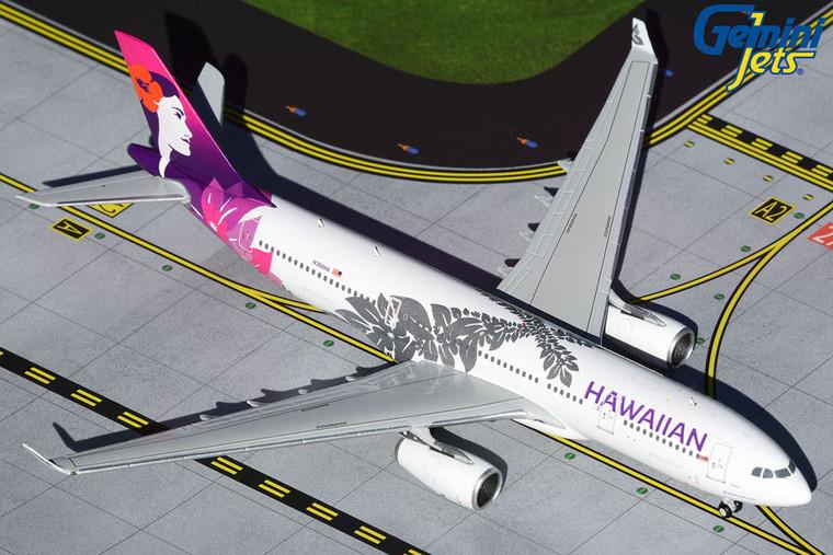 Gemini Jets Hawaiian Airlines A330-200 N388HA GJHAL1929 1:400